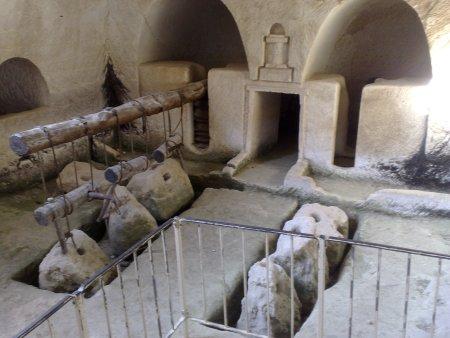 בית הבד העתיק