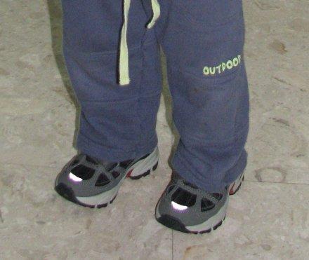 הנעליים של אייל