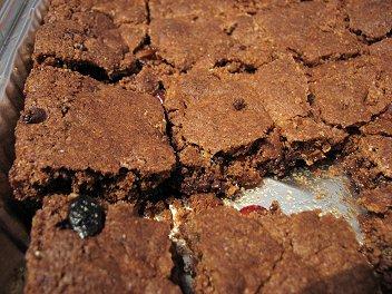 בלונדיז עם שוקולד צ'יפס וחמוציות מיובשות