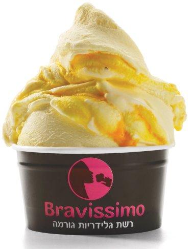גלידת שקדיה של ברוויסימו