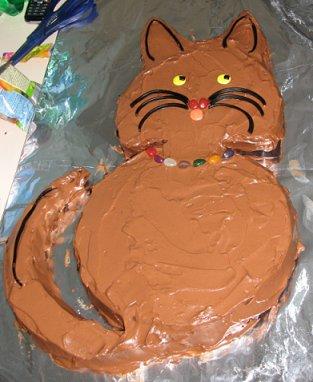 קישוט העוגה