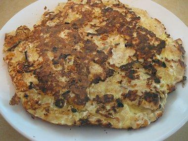 מצה בריי עם גבינות