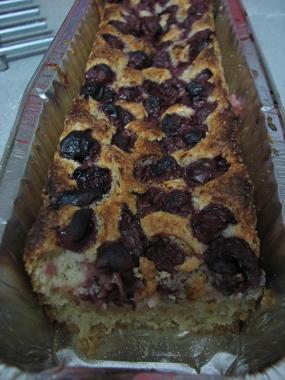 עוגת דובדבנים