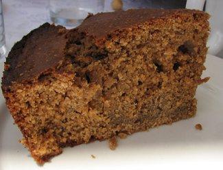 עוגת שמנת חמוצה וקפה