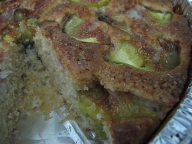 עוגת תאנים בקלוז אפ