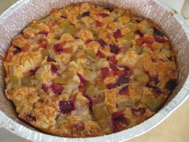 עוגת פירות