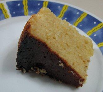 עוגת סירופ לימון