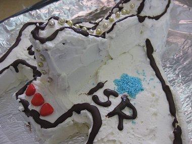 עוגת חללית
